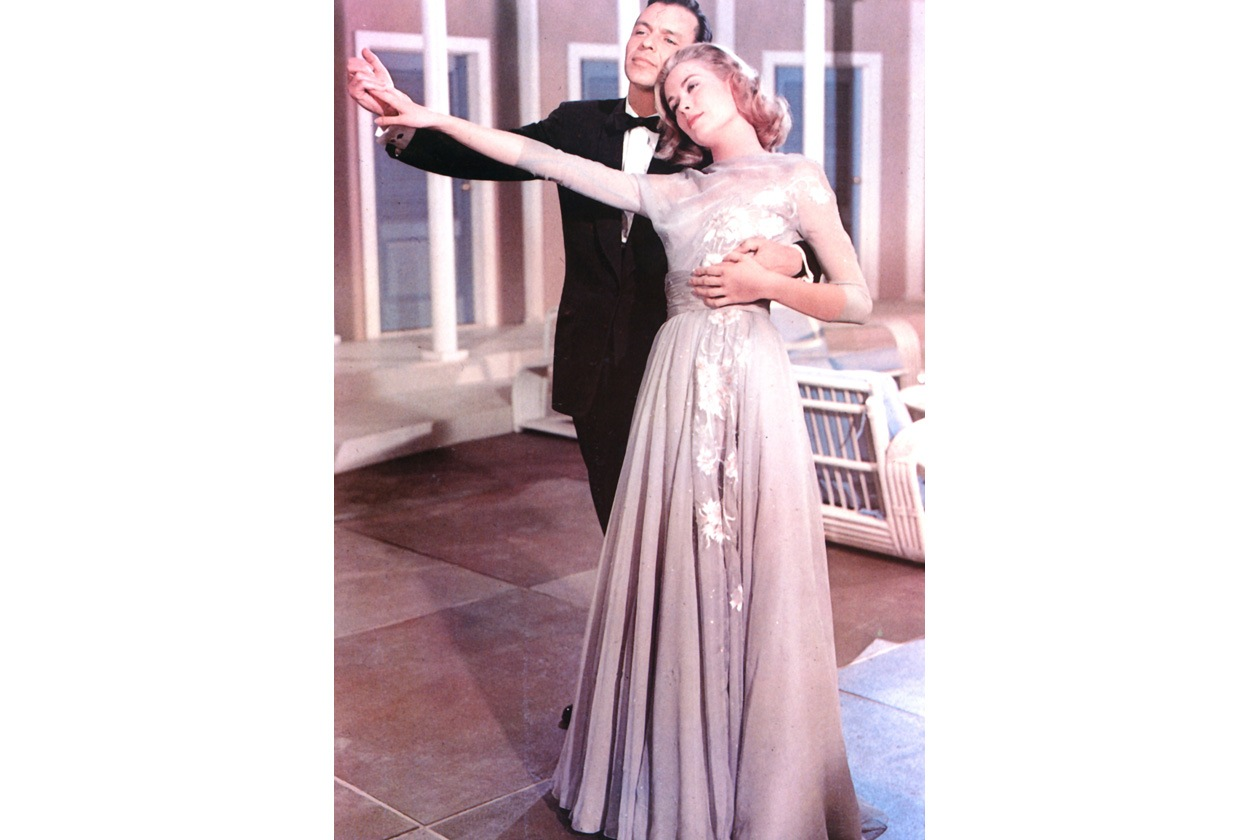 Alta 2852683 Frank Sinatra   Grace Kelly, 1956