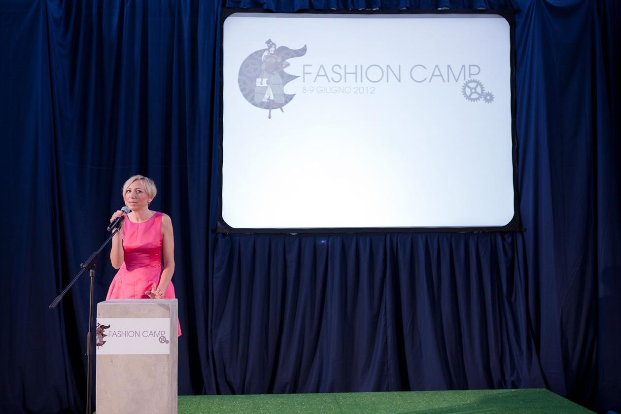 Arianna Chieli AD Fashion Camp apre le unconferences