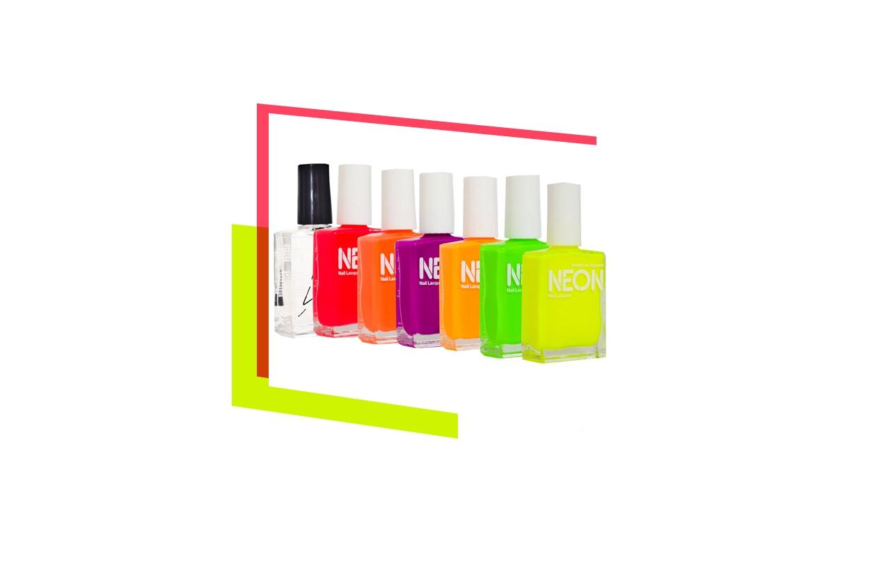 Beauty SmaltiFluo NEON american apparel copia 1260×840