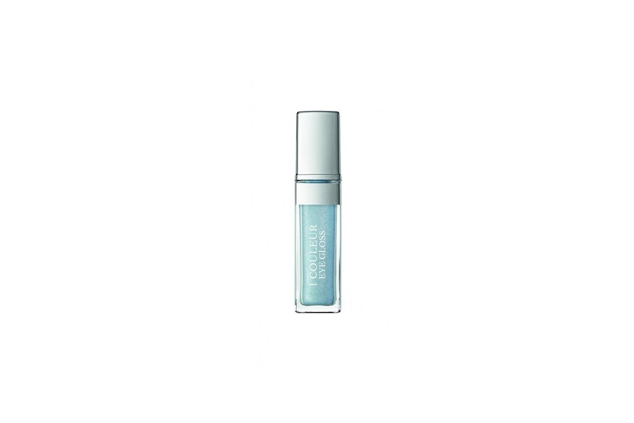 Couleur Eye Gloss è il primo gloss per palpebre by Dior