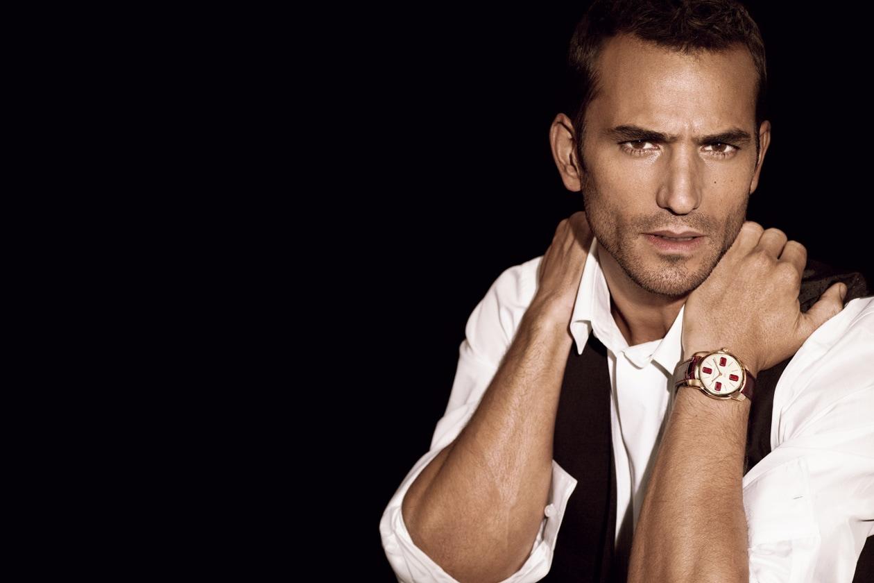Dolce & Gabbana Watches extra adv Enrique Palacios