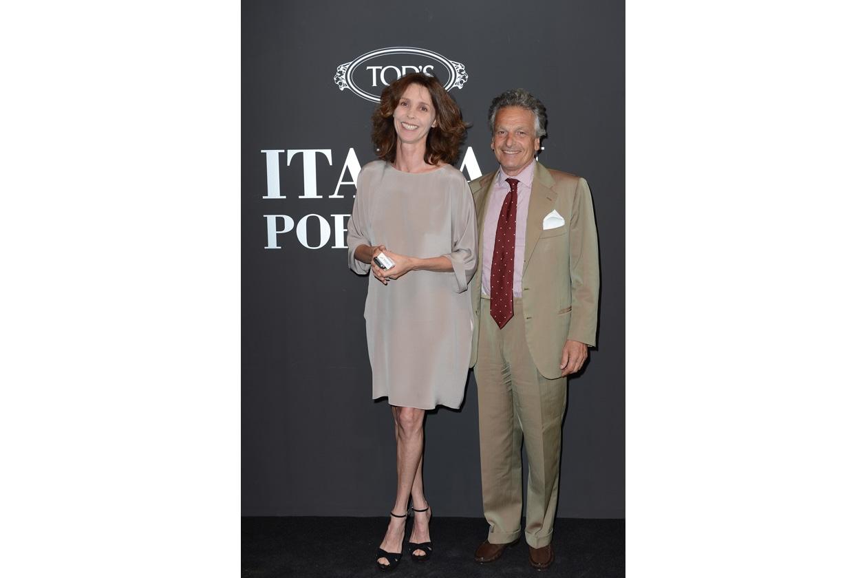 Giulia e Carlo Puri Negri