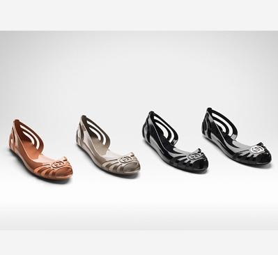 Gucci presenta le calzature eco friendly