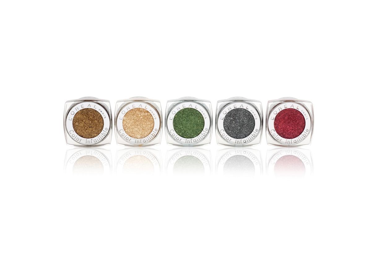 """I Color Infaillible di L'Oréal Paris hanno una quantità elevata di leganti (oli) nella loro base: per questo la consistenza è """"vellutata"""""""