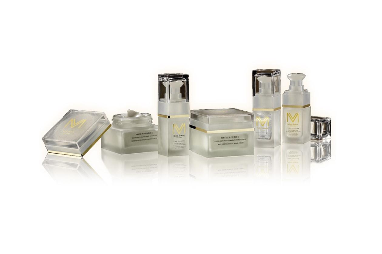 I prodotti della linea Timexpertise di MV Cosmetiques svolgono un'azione liftante e rinfrescante