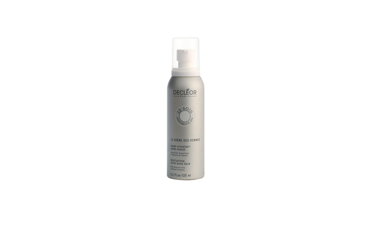 Il Baume Hydratant Après Rasage di Decléor è un balsamo super leggero che non unge pensato per coccolare la pelle dopo la rasatura