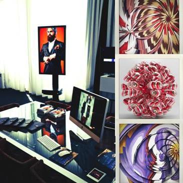 Kean Etro svela la collezione ai blogger