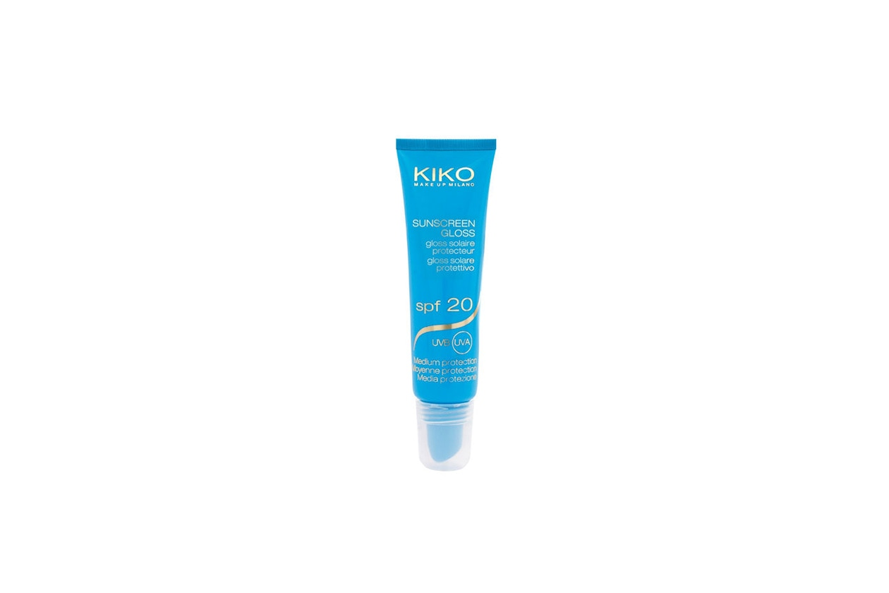 Kiko sunscreen gloss 20