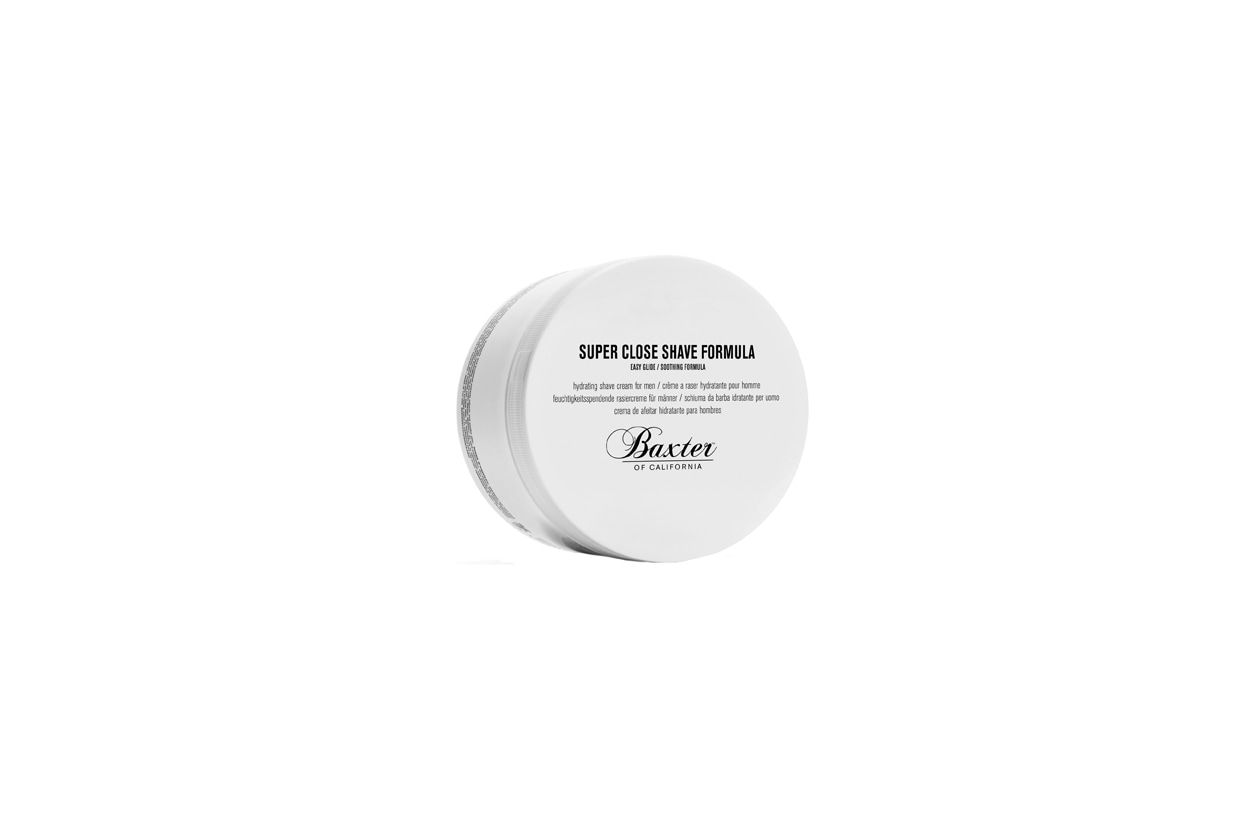 La Super Close Shave Formula di Blaster of California assicura una rasatura comoda a prova di arrossamenti e irritazioni
