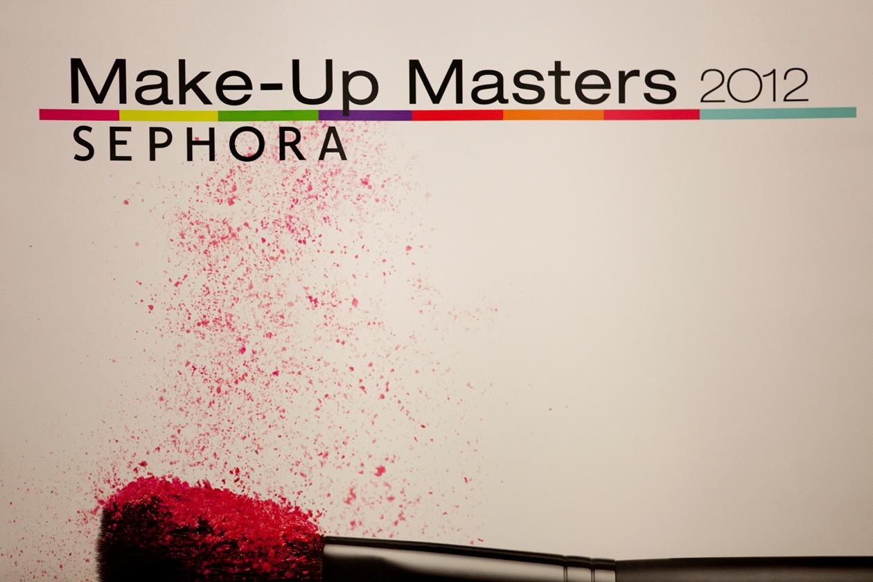Le Olimpiadi del make up sono già cominciate con la terza sfida dei Make Up Masters di Sephora 2012 by Lancôme