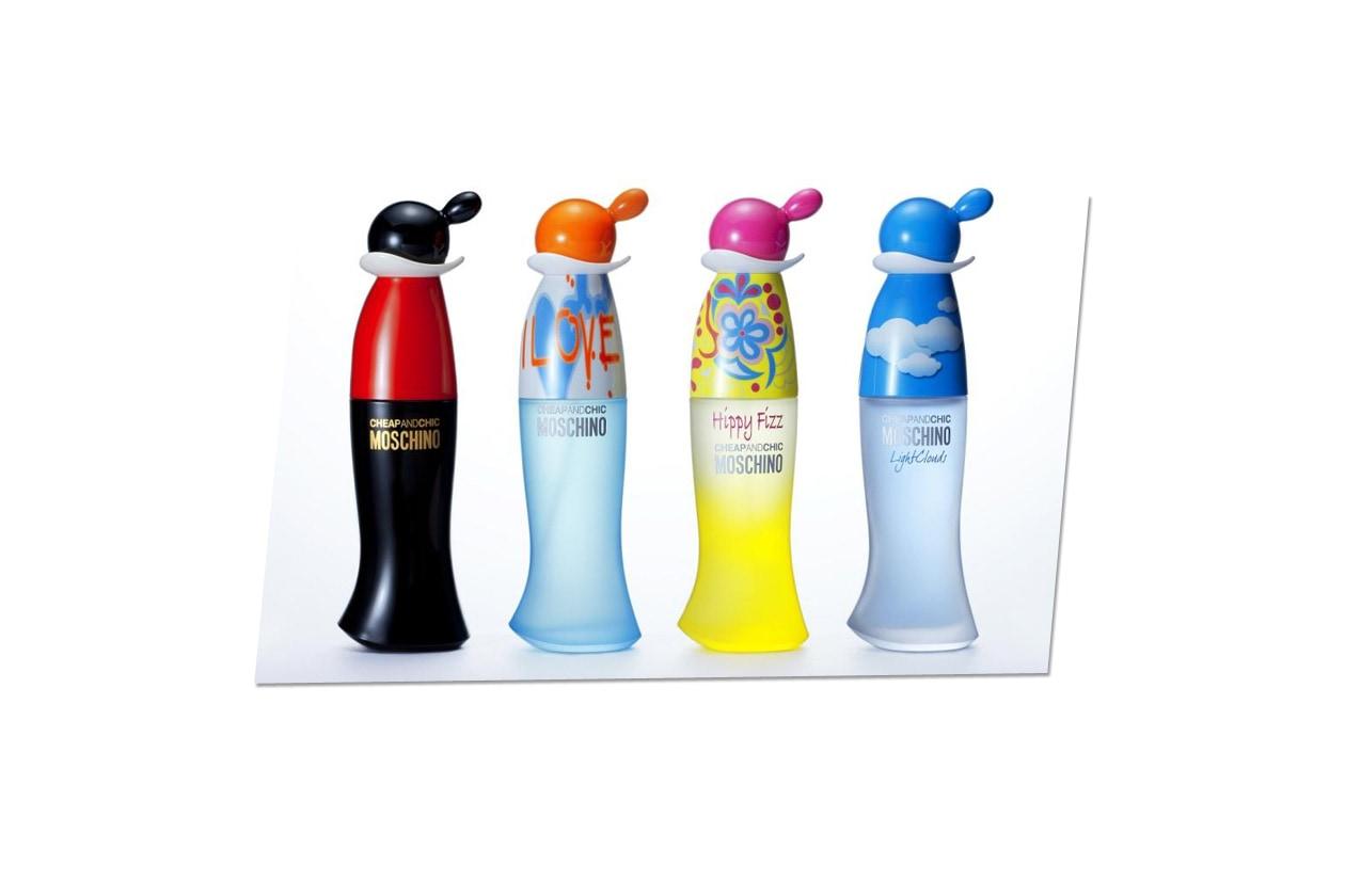 Moschino Cheap and Chic ritorna con una delle sue fragranze più famose e gioiose