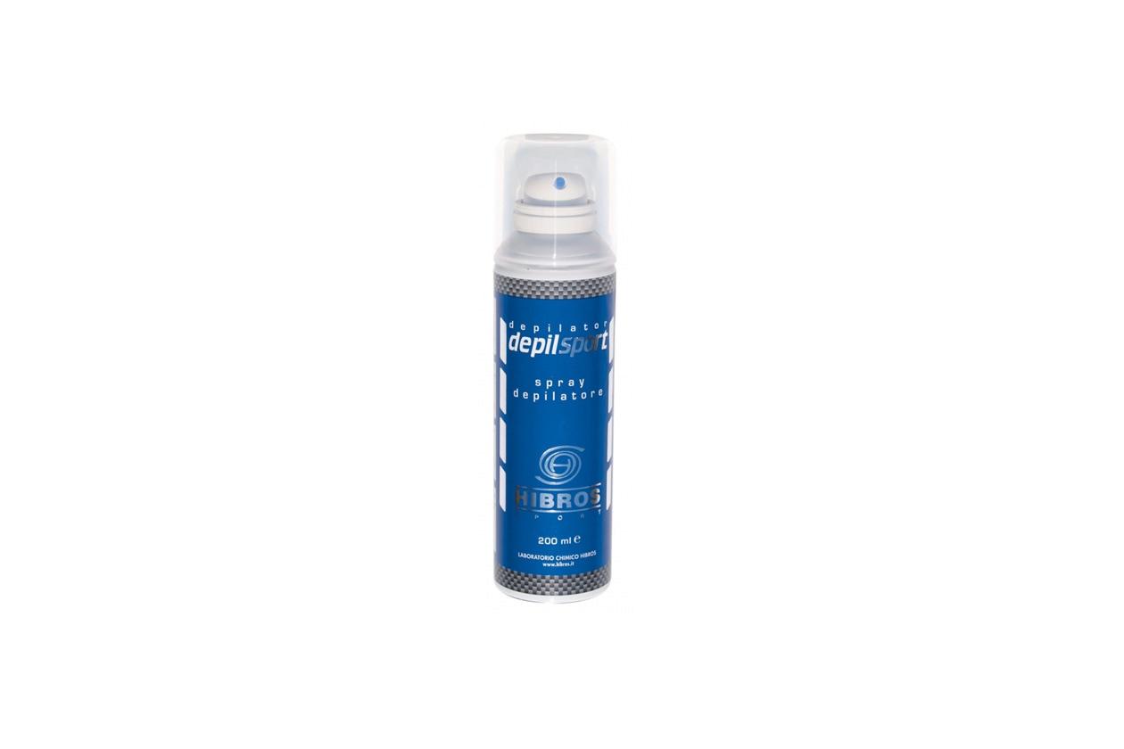 Pensata per lo sportivo, lo spray Depilsport è una soluzione velocissima ed efficace