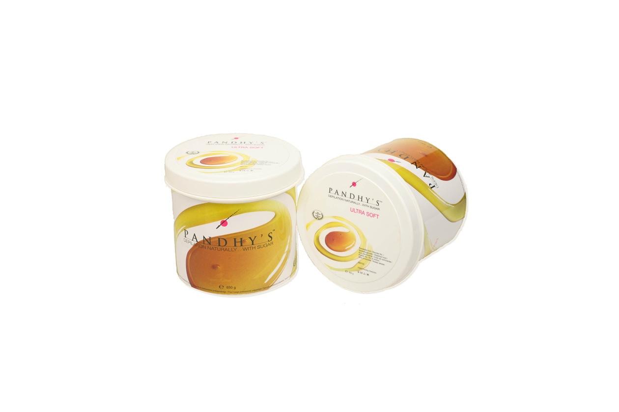 Per chi vuole rendere più dolce il momento della depilazione, la pasta di zucchero Pandhy's Ultrasoft è la scelta migliore