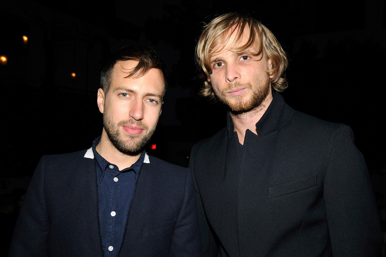 Peter Pilotto and Christoph