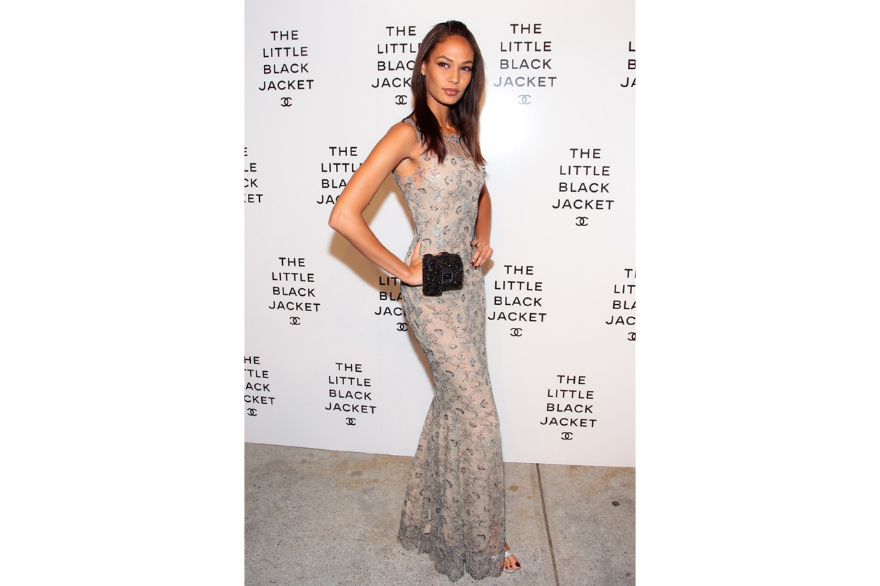 Photocall pictures by Billy Farrell Joan Smalls 2
