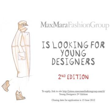 Seconda edizione per il concorso Young Designer
