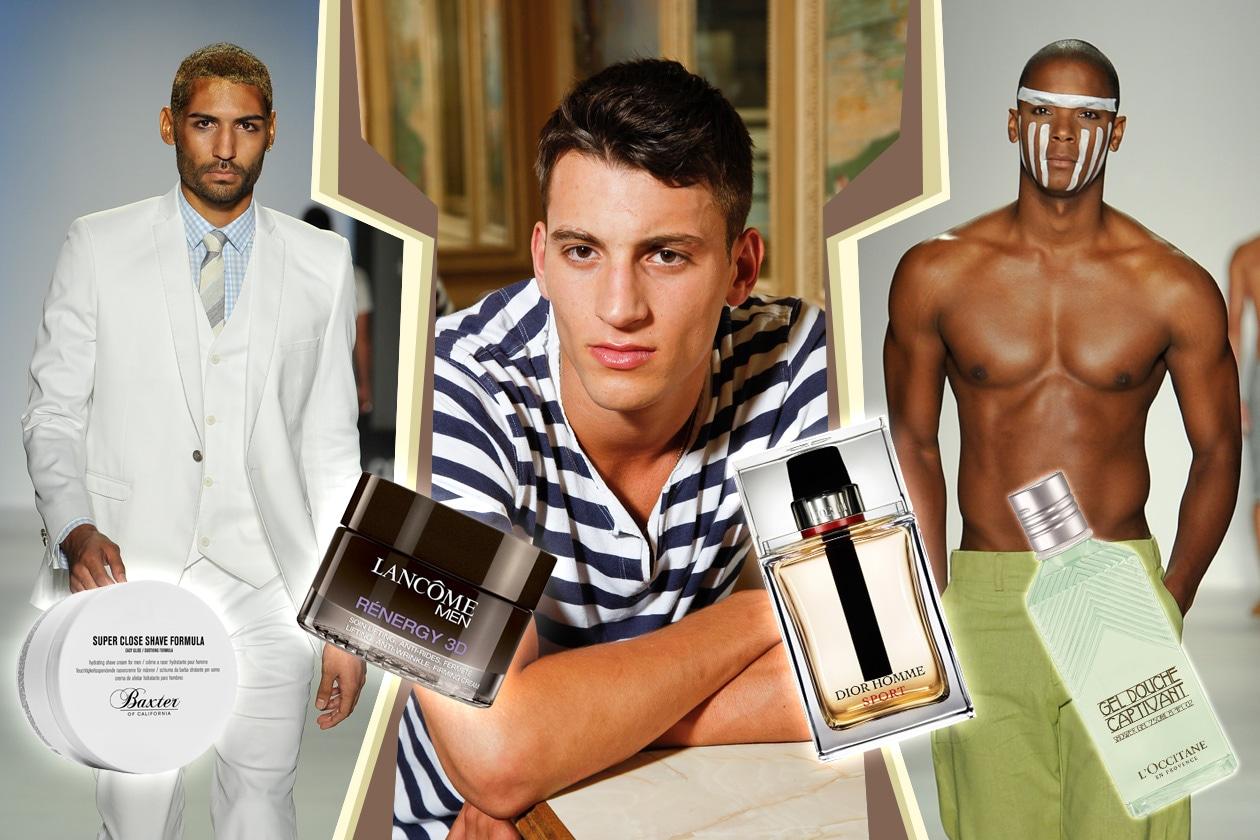 Secondo le ricerche degli ultimi anni il maschio spende anche di più delle donne per i prodotti di bellezza