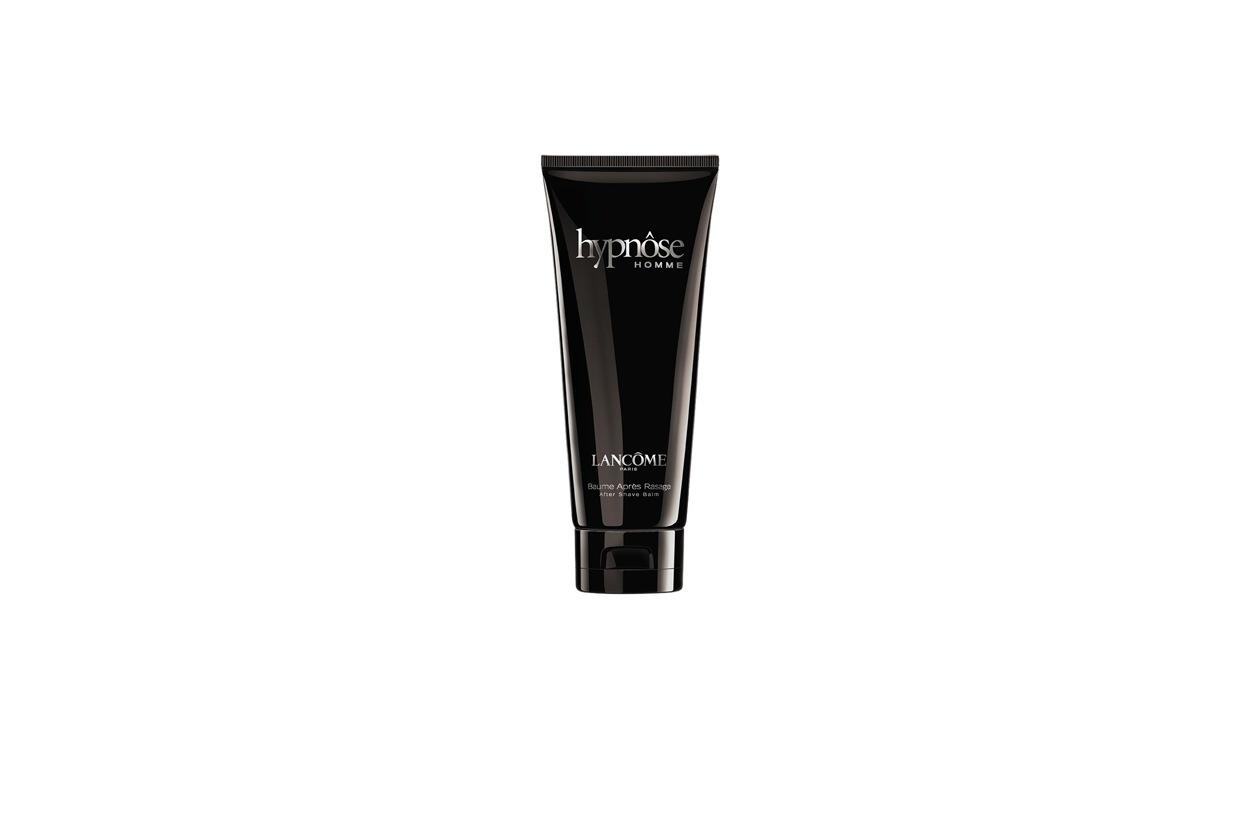Sempre per calmare le irritazioni una formula fresca e che profuma la pelle c'è il dopo barba balm- emulsione Hypnose di Lancôme