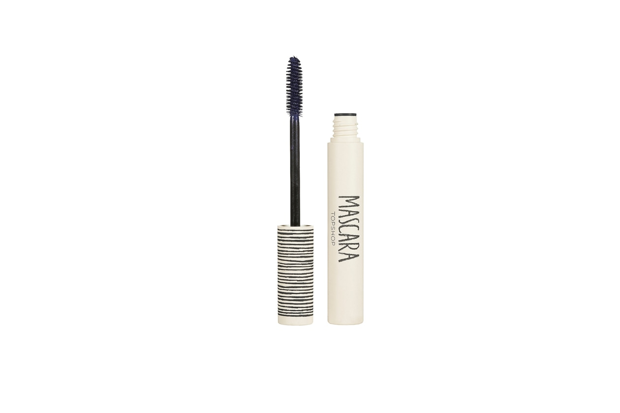 Topshop coulored mascara in blast