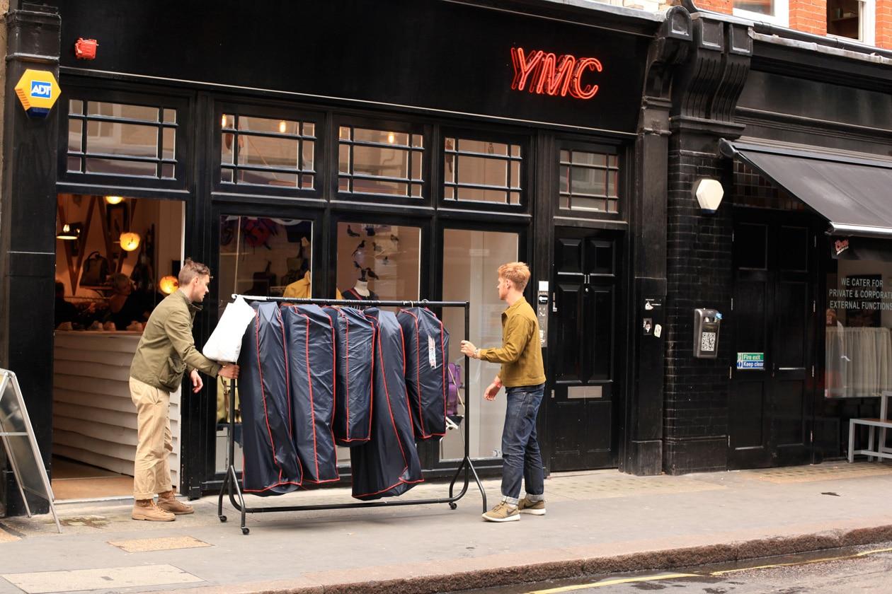 YMC finito