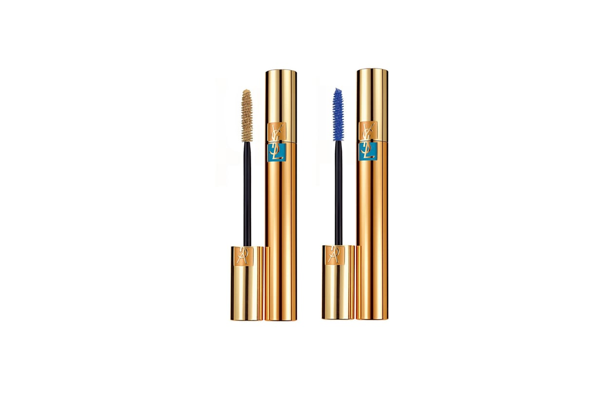 YSL summer 2012 make up collection mascara volume effet faux cils