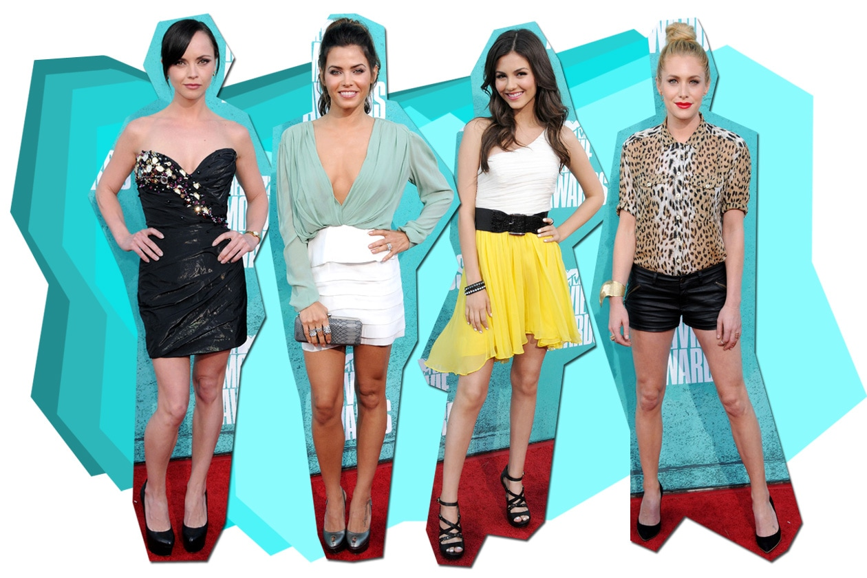 Il red carpet degli MTV Movie Awards