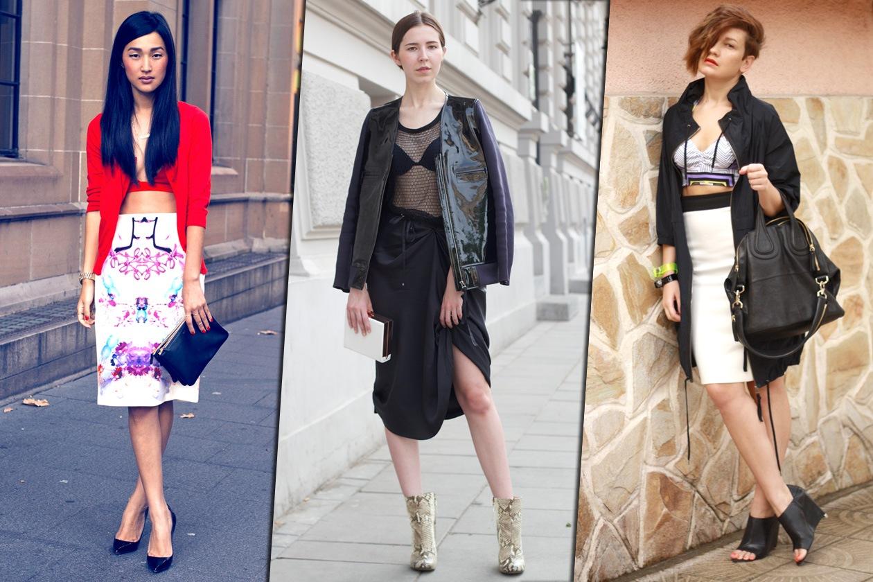 Fashion blogger: come indossare top e bustini