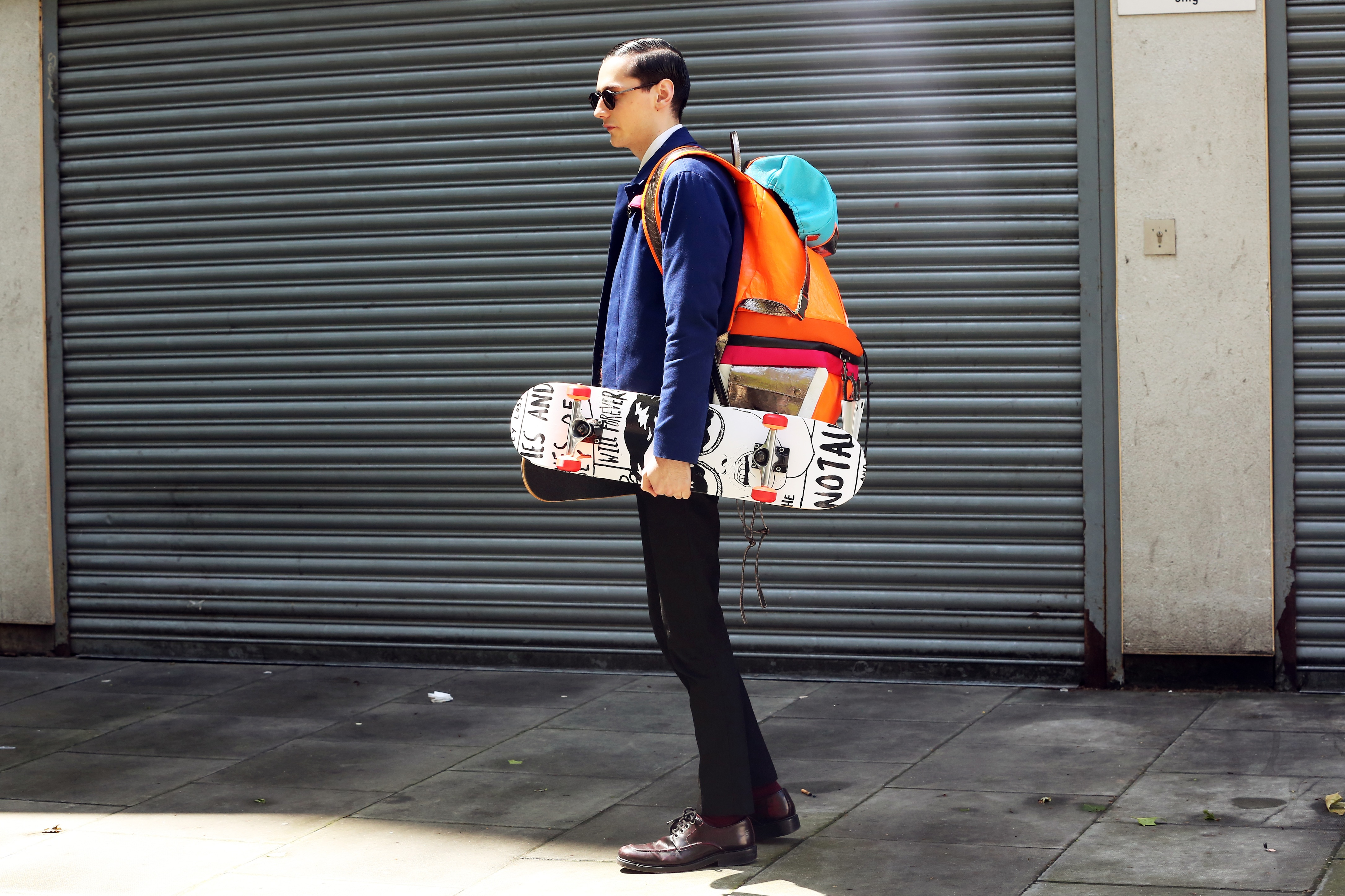 Streetstyle London Collections: 15 Giugno 2012