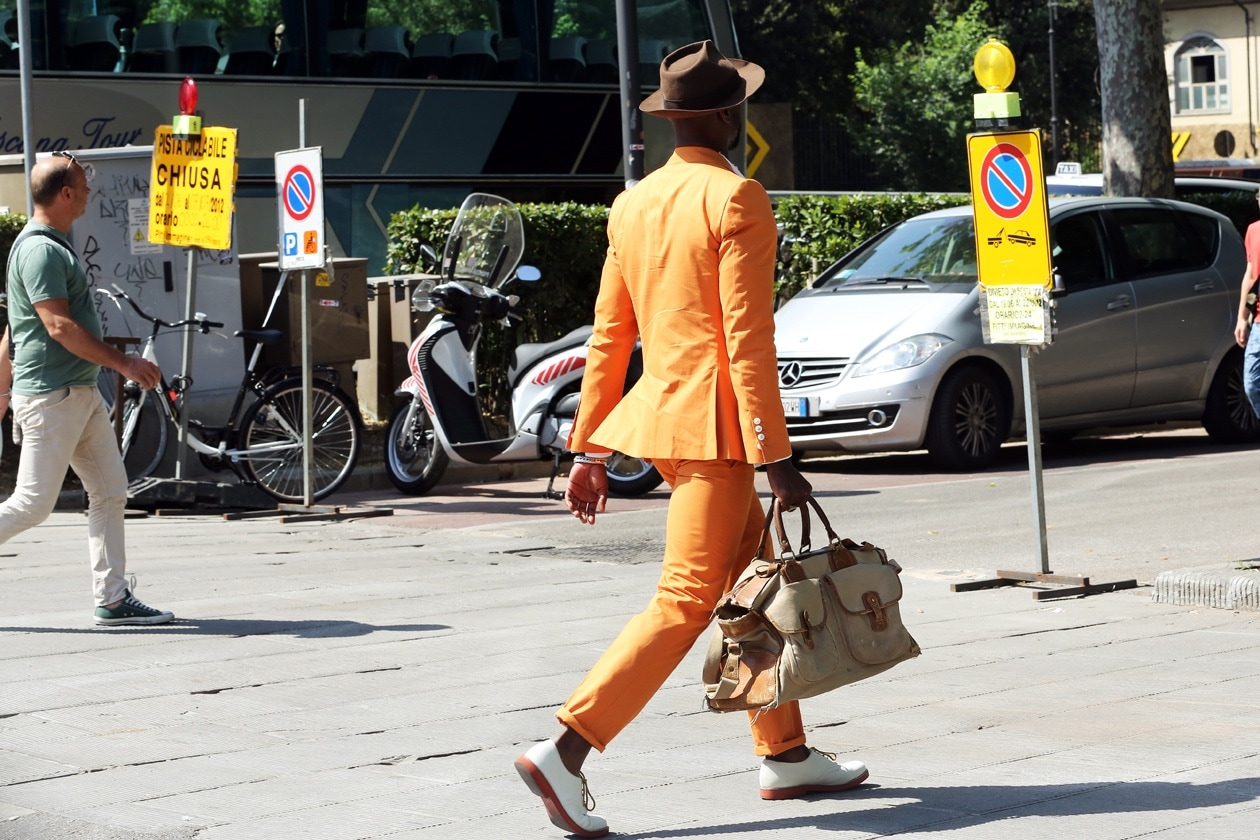 Pitti Street Style: 21 Giugno 2012