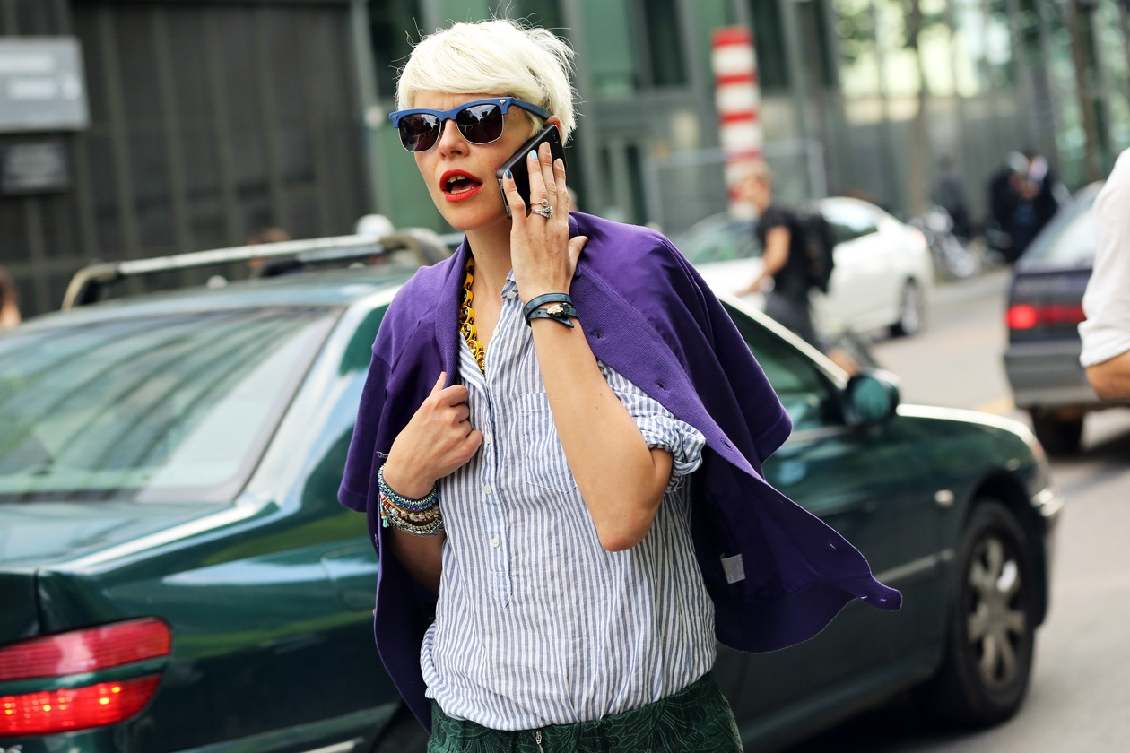 Paris Men Fashion Week Street Style: 29 Giugno