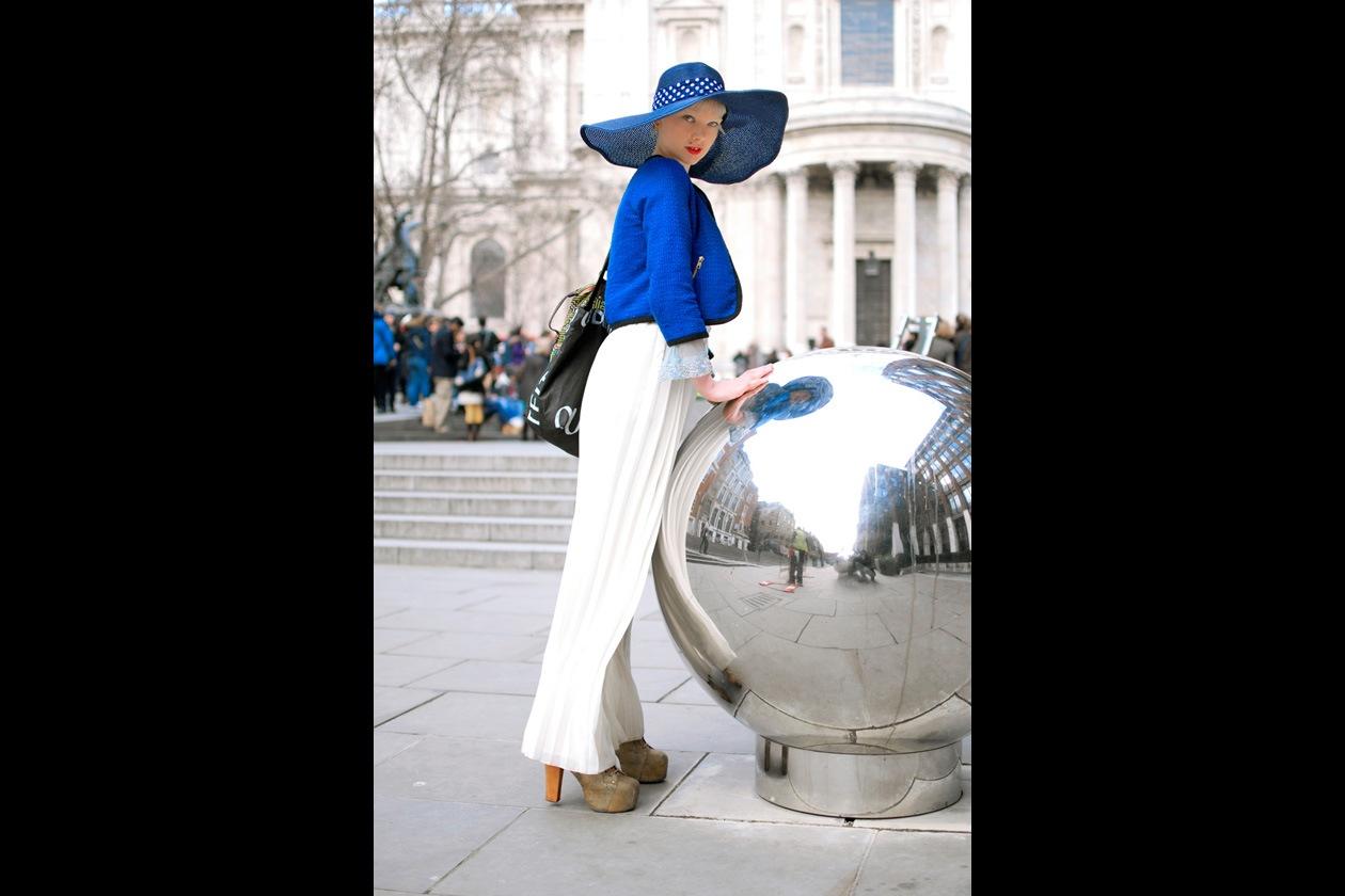 Street Style da Londra: l'anima fashion della città più cool