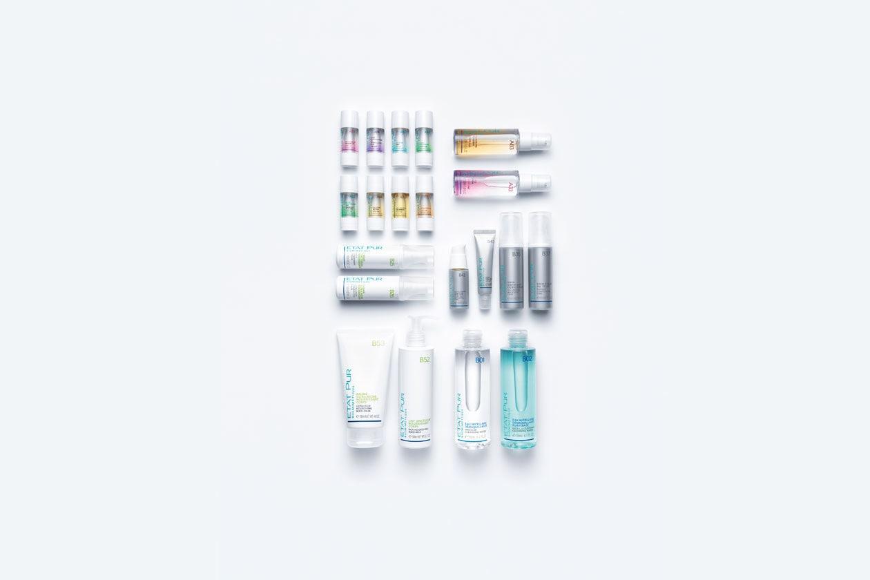Etat Pur – La rivoluzione cosmetica facile come un +A,+B, (C)