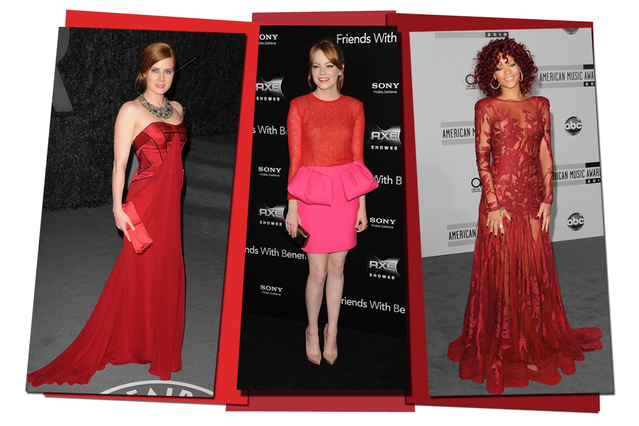 """Star: """"rosse"""" in rosso"""