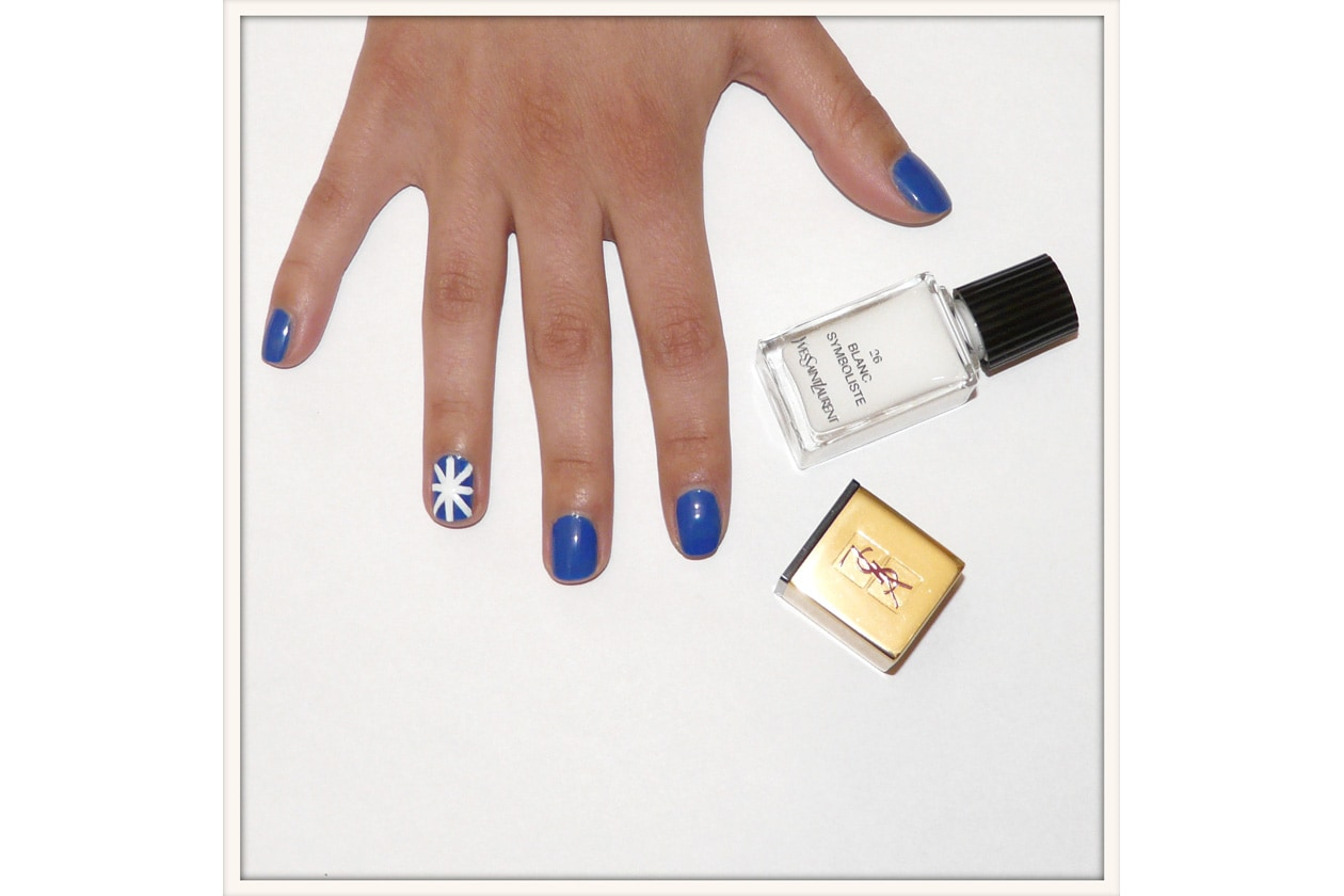 union jack nail art tutorial