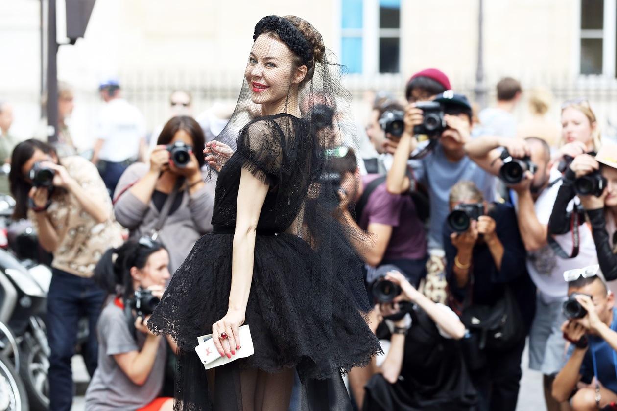 Paris Haute Couture Street Style: 4 Luglio