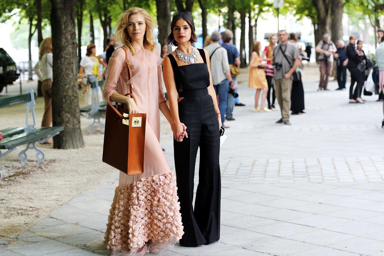 Paris Haute Couture Street Style: 3 Luglio