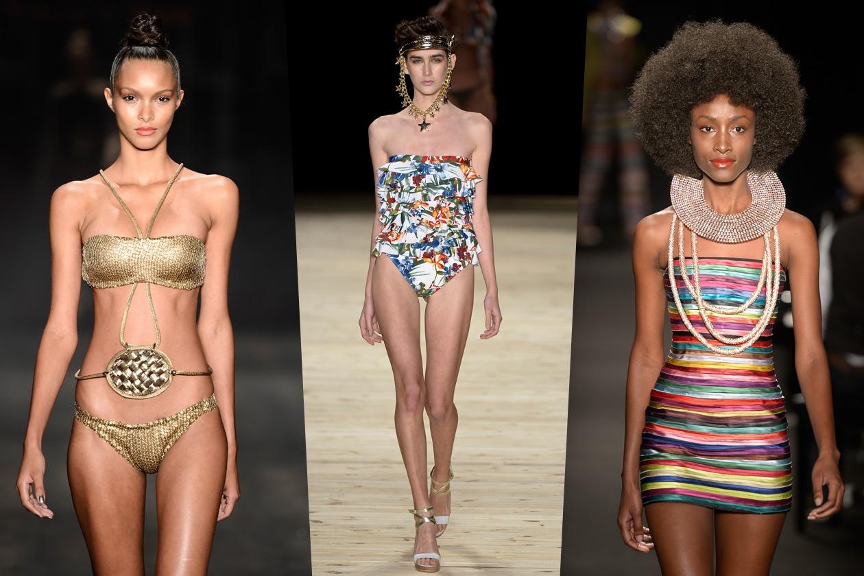 Costumi: tutti i trend della Fashion Week di San Paolo