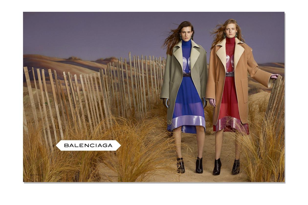 Balenciaga Fall Winter 2012 13 Campaign5