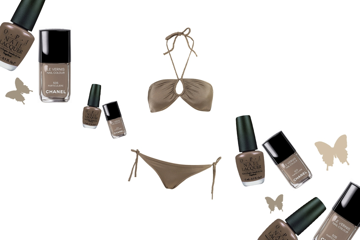 Beauty Costumi e smalti ECMC BUNDLE e Chanel e OPI 1260×840