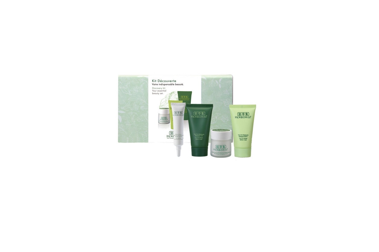 Beauty Travel Kit Decouverte kit Herborist