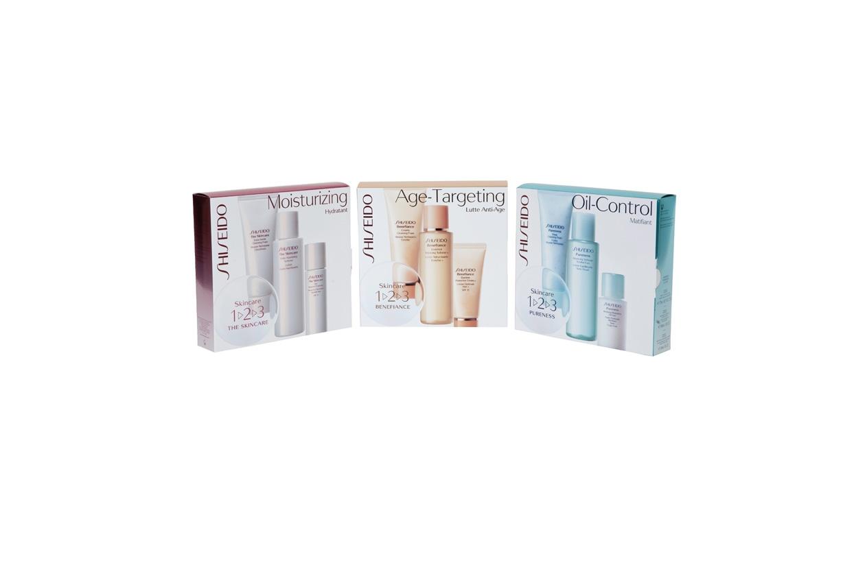Beauty Travel Kit shiseido skincare kit