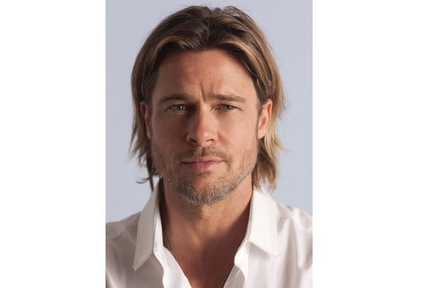 Brad Pitt è il nuovo volto del celebre profumo Chanel n.5