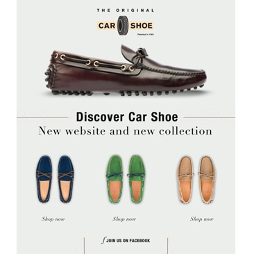 Car Shoe: il nuovo e-commerce