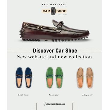 Car Shoe: il nuovo e-commerce