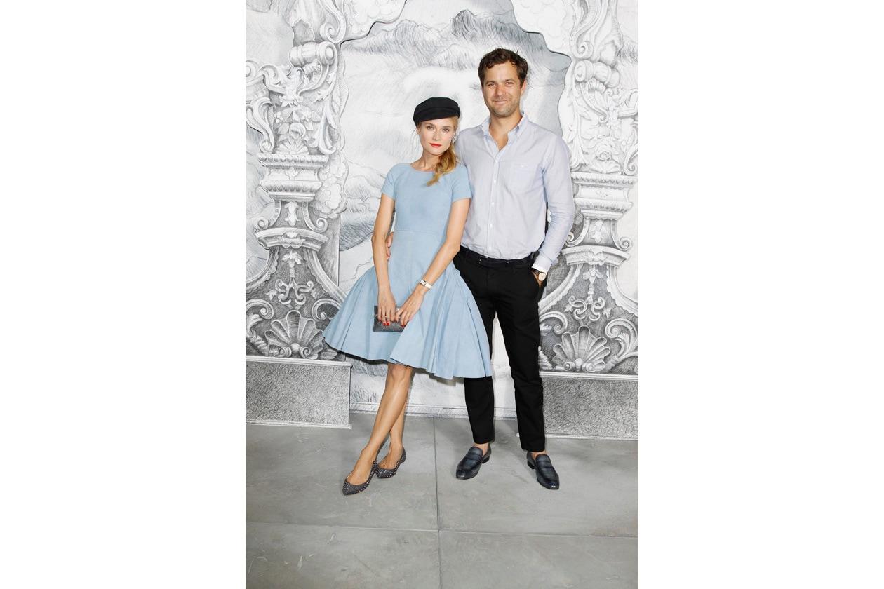 Diane Kruger and Joshua Jac