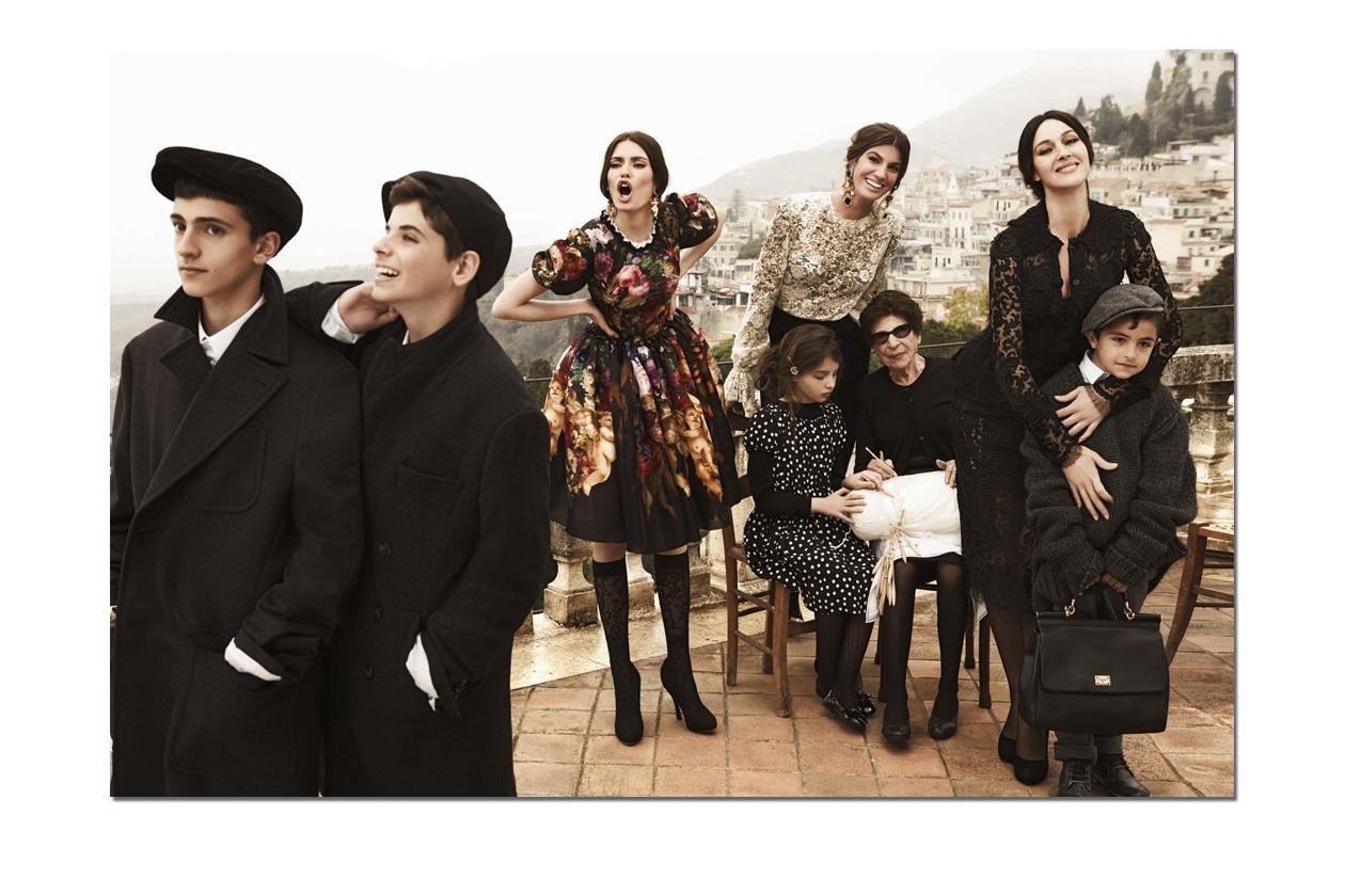 Dolce&Gabbana adv w FW 12 13 1