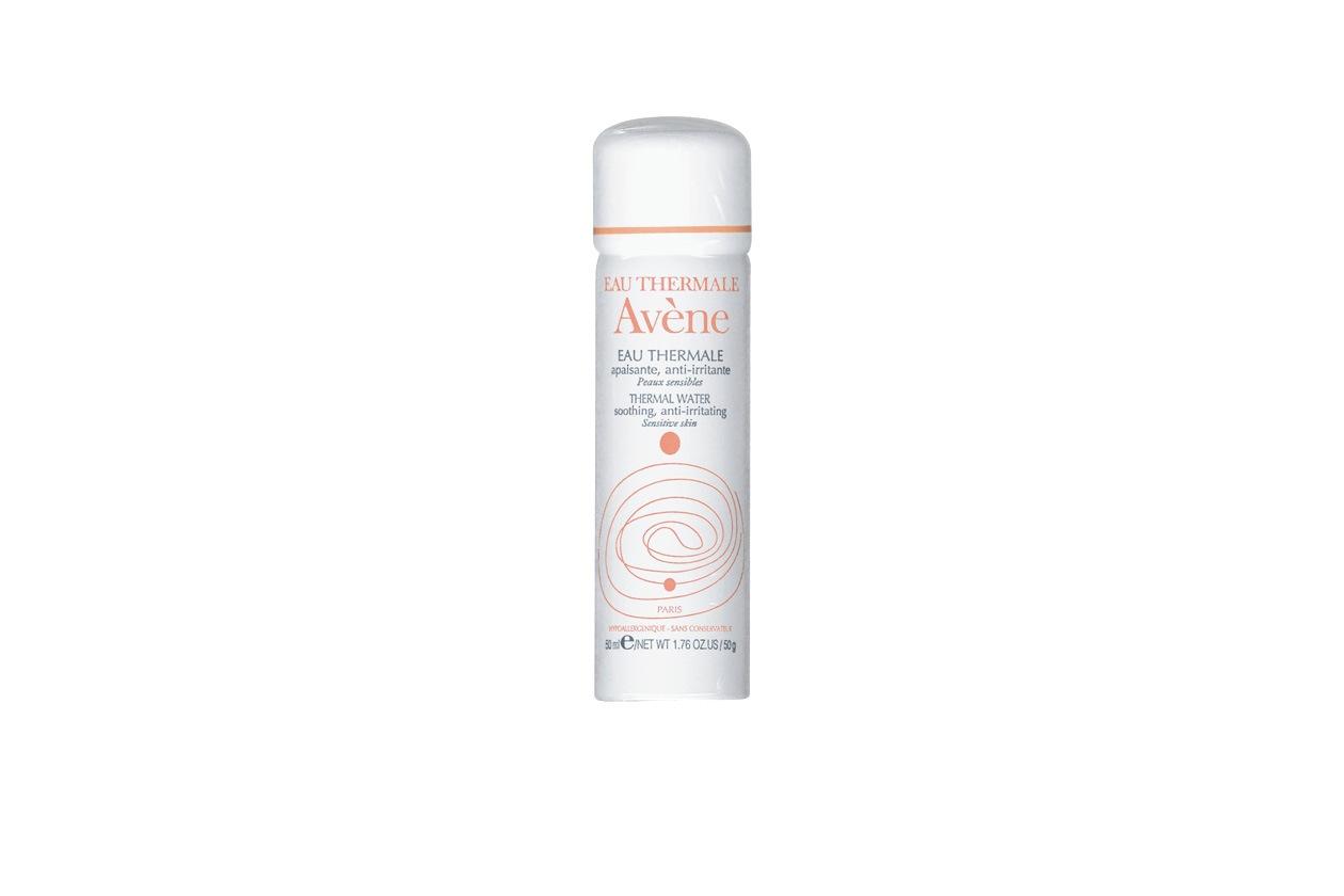 Dona un immediato sollievo alla pelle sensibile l'acqua termale Avène, prelevata direttamente dalla sorgente