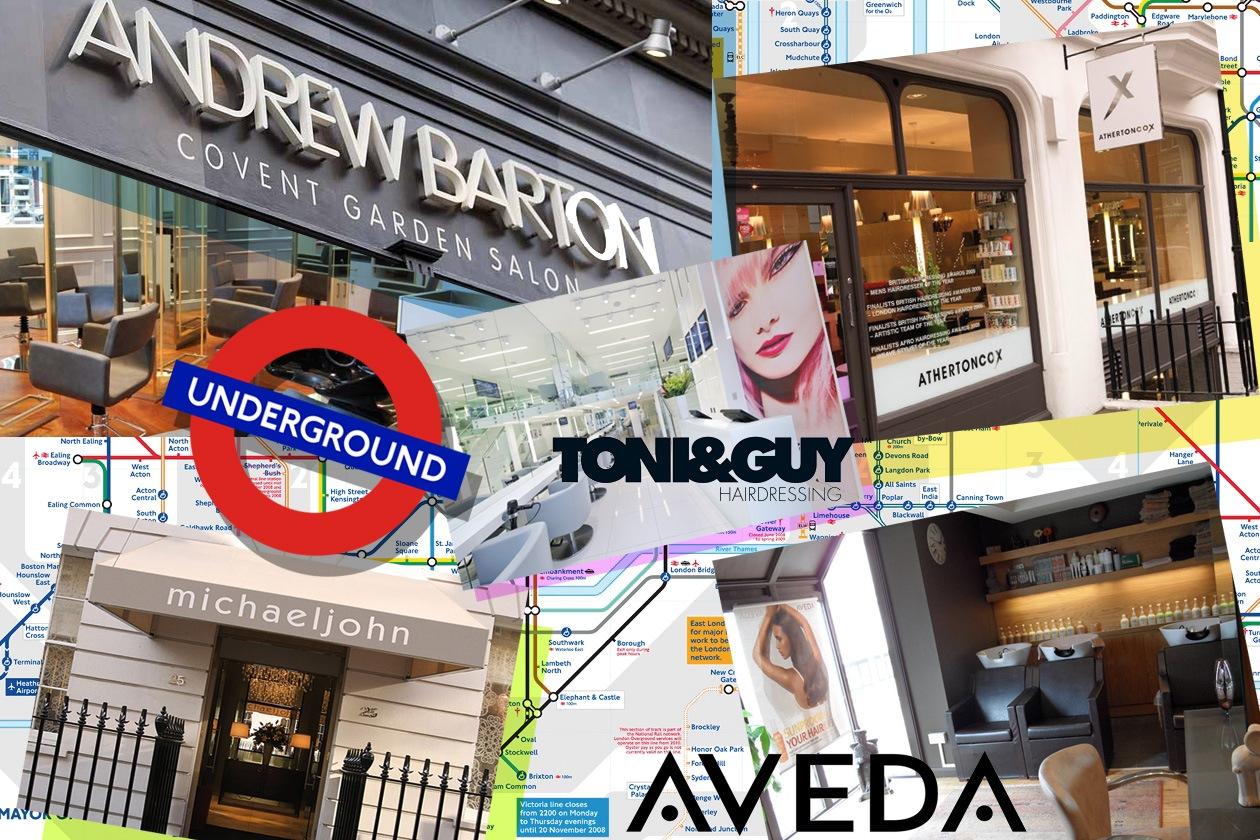 Gli indirizzi migliori dove sperimentare un nuovo stile per la vostra chioma nel cuore di Londra