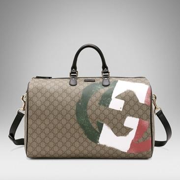 Gucci GG Flag sostiene l'Unicef