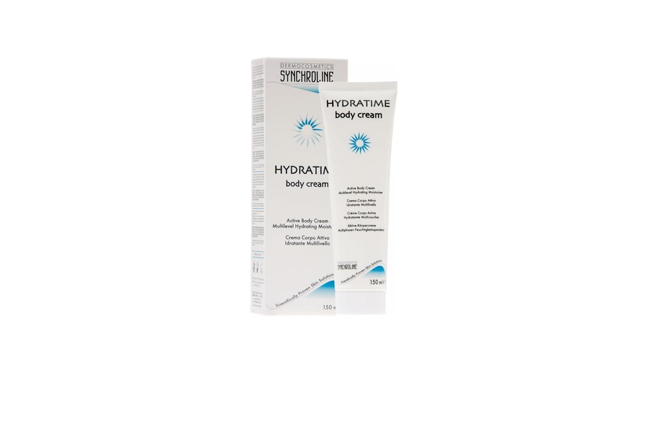Idrata la pelle per un corpo satinato la Body Cream della linea Hydratime di General Topics